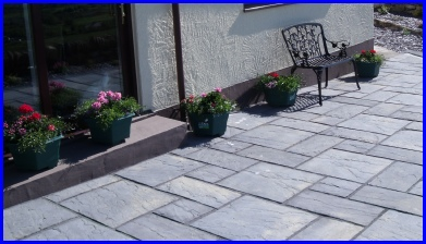 Marshalls Heritage Paving Contractors Gwynedd Wales Cheshire